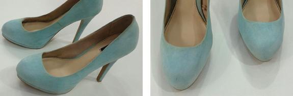Press Shoes