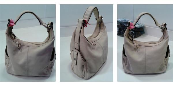 Limpieza de bolsos de piel