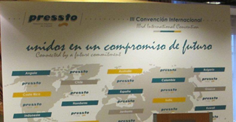 III Convención Pressto