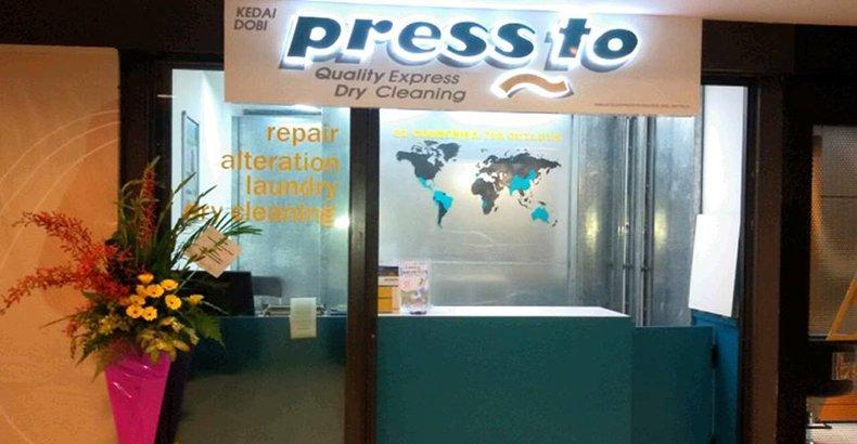 Pressto Petaling Jaya