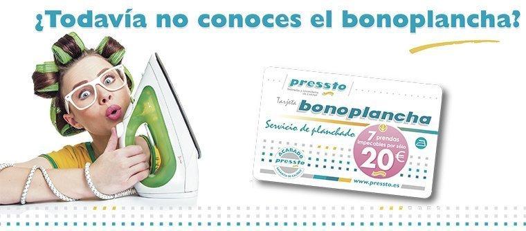 BonoPlancha Pressto