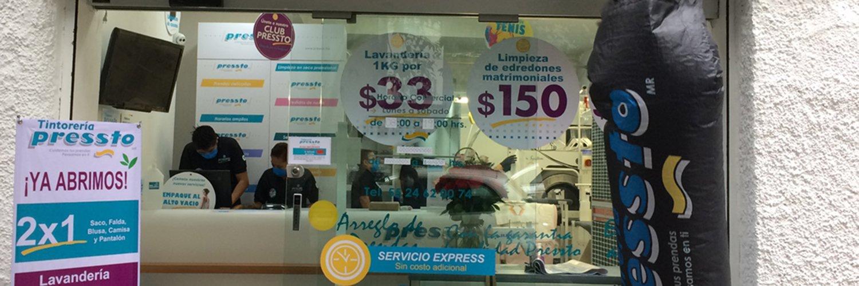 Pressto abre un nuevo establecimiento en México